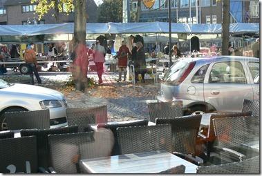 Lommel , Eetcafe MODERN