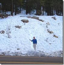 Carol and snow 2