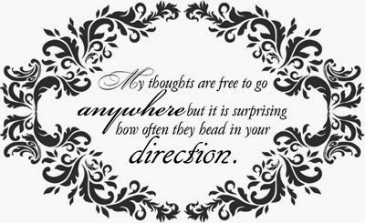 My Thoughts Are Free To Go