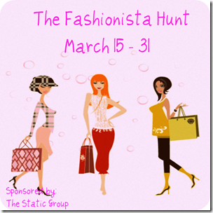 Fashionista Hunt Poster