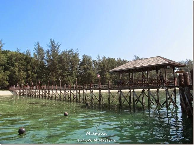沙巴亞庇馬努干島 Manukan (8)