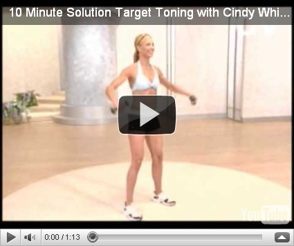 10 minute solution  target toning review