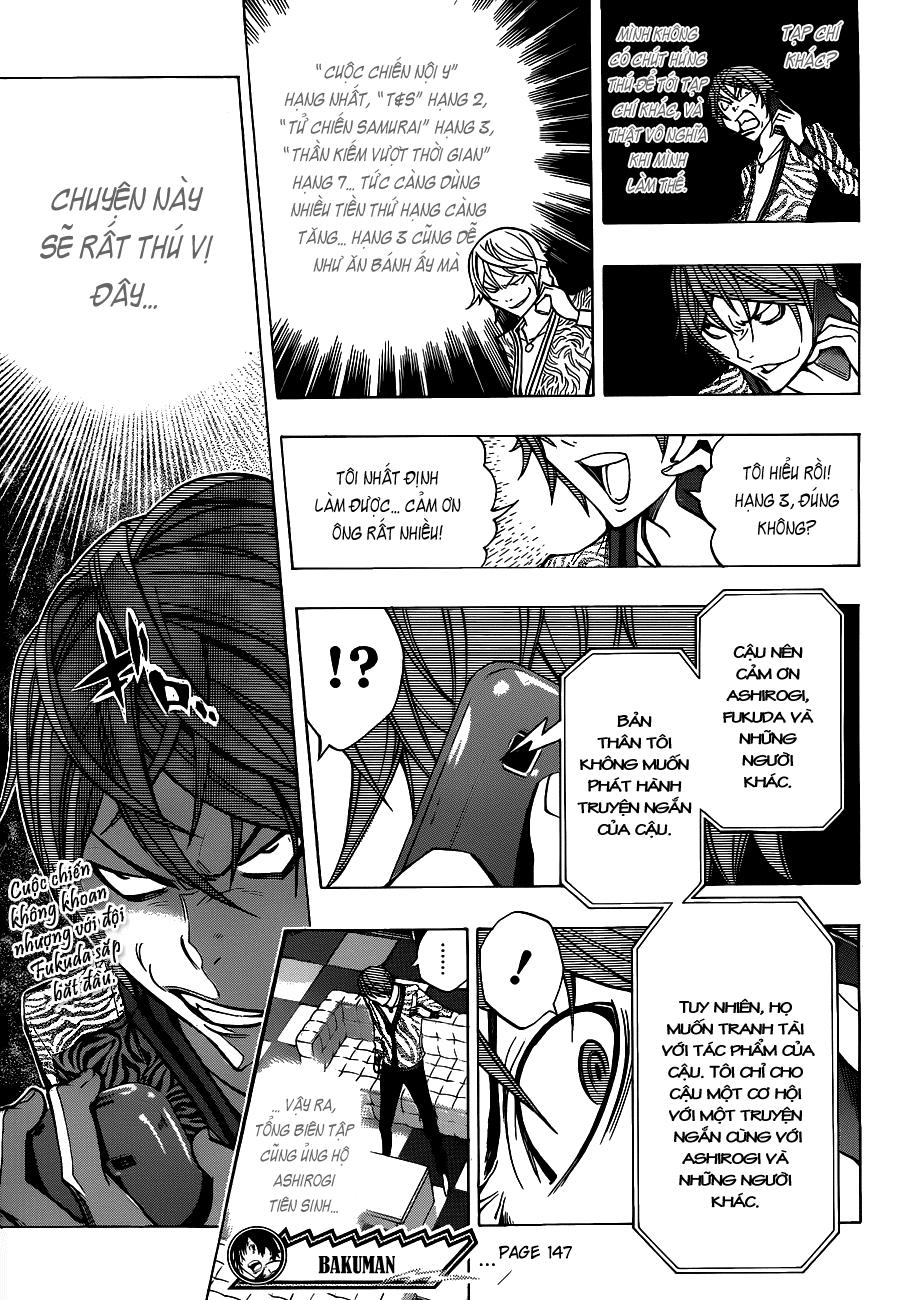 Bakuman。 Chap 147 - Truyen.Chap.VN