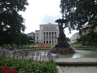 ópera de Riga