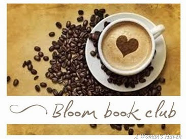 Bloom Book club with logo
