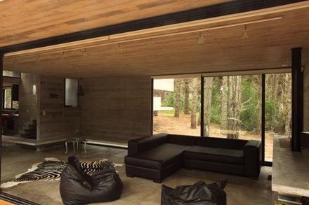 Moderna casa jd de hormig n visto bak arquitectos for Casas modernas hormigon visto