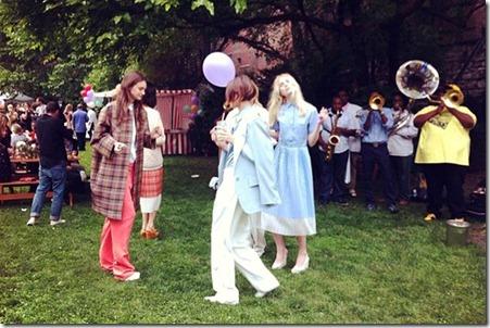 Stella McCartney presentation party KdsXiyrh2QOl