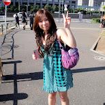 shizuka in Odaiba, Tokyo, Japan