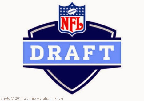 'NFL Draft' photo (c) 2011, Zennie Abraham - license: https://creativecommons.org/licenses/by-nd/2.0/