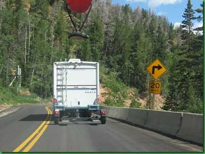 Cedar Breaks to Utah Lake 024