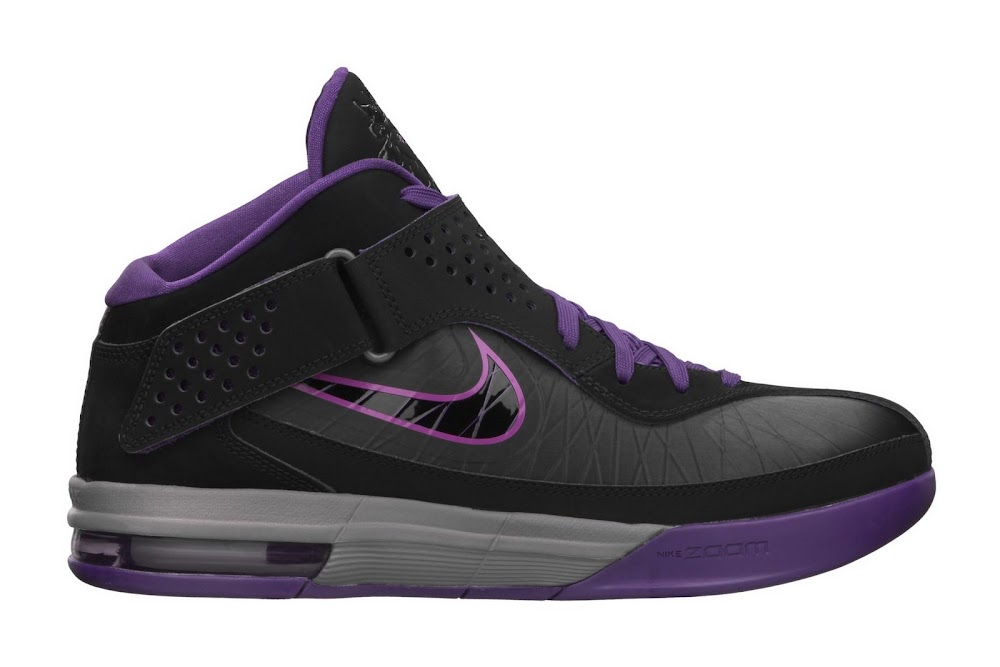 Nike Soldier 5 Black   Purple   Grey Available at Nikestore  bbfd6f2f8