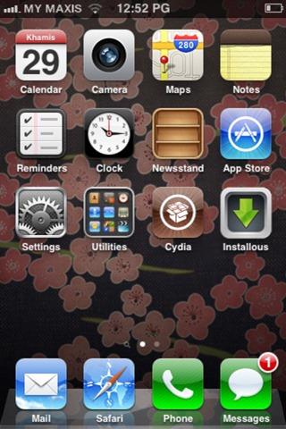 Unthetered Jailbreak iOS 5.0.1 dengan Redsn0w untuk iPhone dan iPad