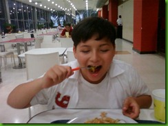 Almoço no Shopping2