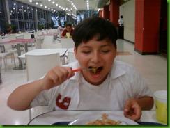 Almoço no Shopping2