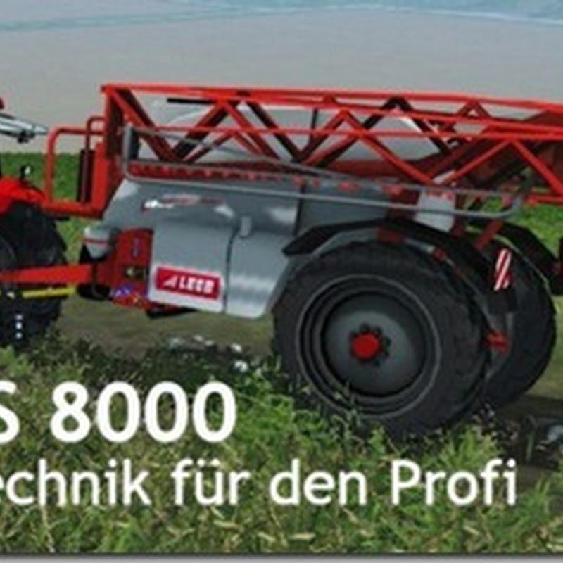 Farming simulator 2013 - Leeb GS 8000 v 1.0