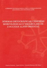 normalizacion lingüistica de l'occitan alpin
