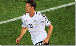 Mario Gomez alemania