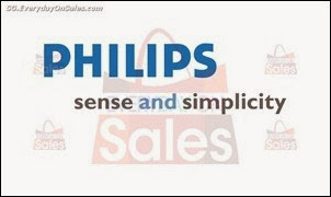 Philips Post Christmas Sale at TANGS Singapore Jualan Gudang EverydayOnSales Offers Buy Sell Shopping
