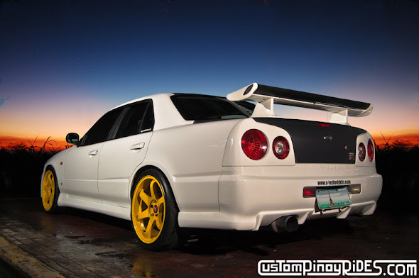 Atoy Llave R34 Skyline Daily Driver Atoy Customs Custom Pinoy Rides pic2