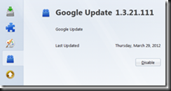 google-update-plugin