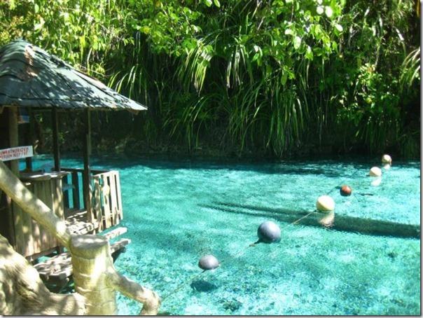 O Rio Encantado de Surigao, Filipinas (7)