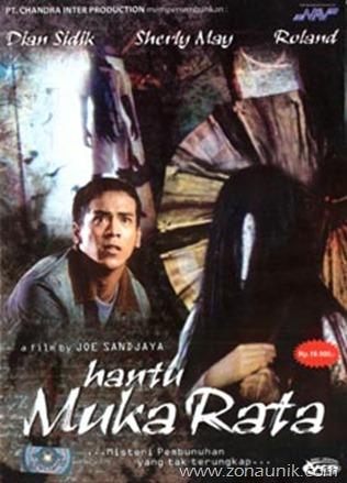 Hantu Muka Rata-Nusantara
