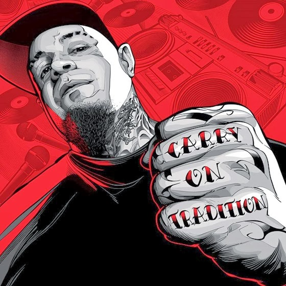 Vinnie Paz - Carry On Tradition (2013)