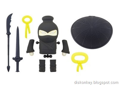 Ninja USB flash drive 3