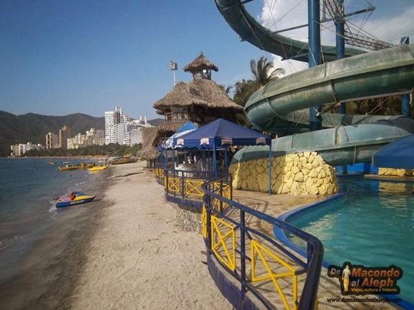 hoteles en rodadero colombia: