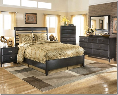Ashley Bedroom Furniture Set (1)