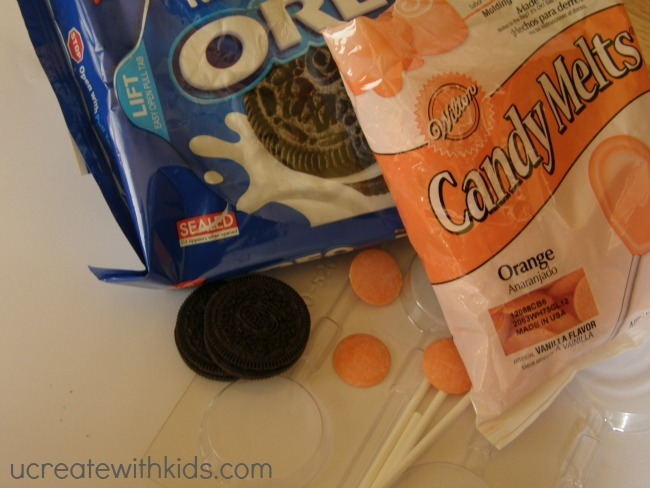 Oreo Pumpkins DIY