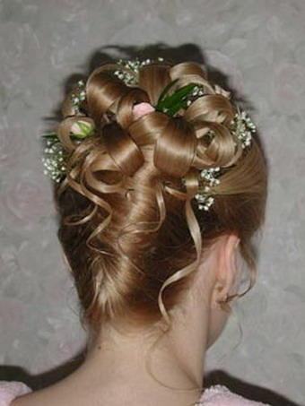 French Twist hairstyle 2013