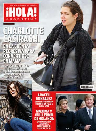 Araceli gonzalez en revista hola argentina el for Revistas del espectaculo