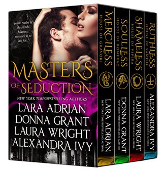 Masters of Seduction cover