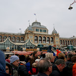 the famous Kurhaus of Scheveningen in Scheveningen, Zuid Holland, Netherlands