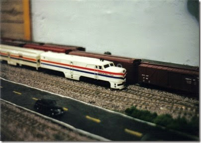 28 My Layout in Summer 2002