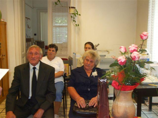 50. házassági évforduló Legénden