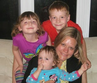 Jill and kids