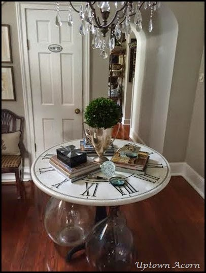 stair parlor table