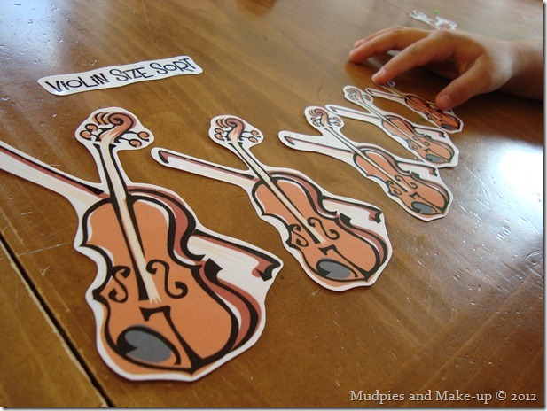 how to make a violin easy
