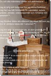DSC02588.JPG Amoristernas kyrkofader Fredrik Vesterberg vit skrud mitra predikstol kyrka