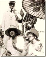Misia, coco Chanel et J.M Sert à Venise