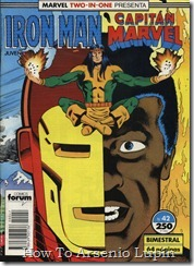 P00087 - El Invencible Iron Man - 195 & #196