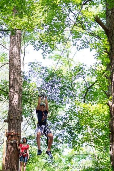 Callaway Gardens Treetop adventure blog-12