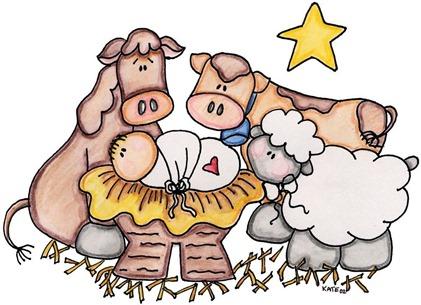 nascimento-jesus-bebe-animais