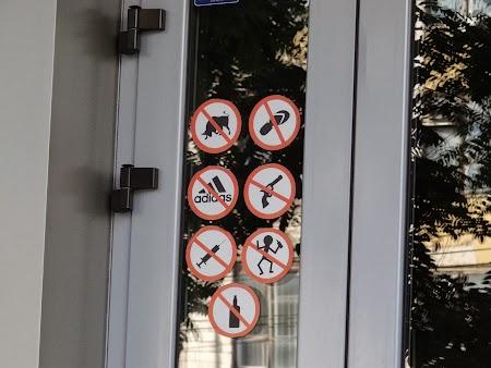 Interzis in Chisinau