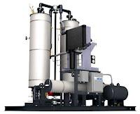Xebec's DTRNGX regenerable twin tower natural gas dryer