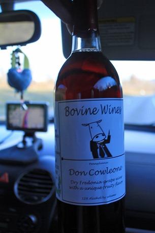Joan's wine