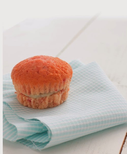 magdalena de remolacha y queso azul