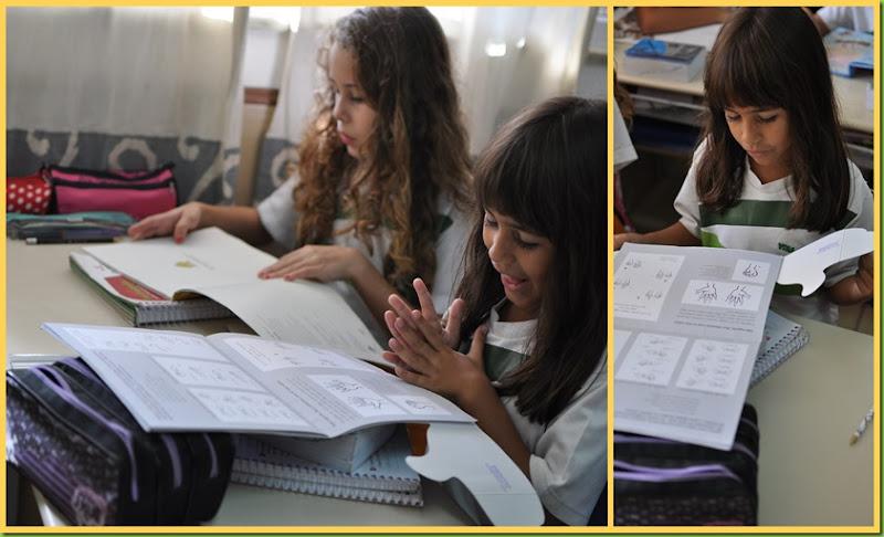 3 Ano - Livros sala